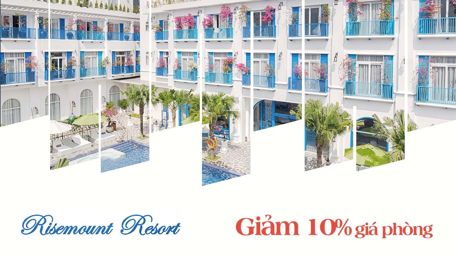 Risemount Resort – Giảm 10% giá phòng 2