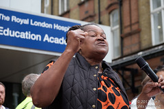 St Barts Trust Cleaners March 15 July 2017