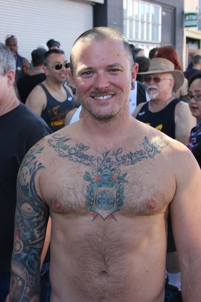 Have hit porn tsars at folsom street fair agree