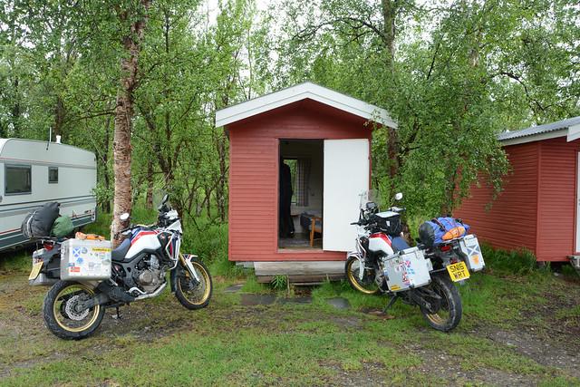 Oldefjord hytte