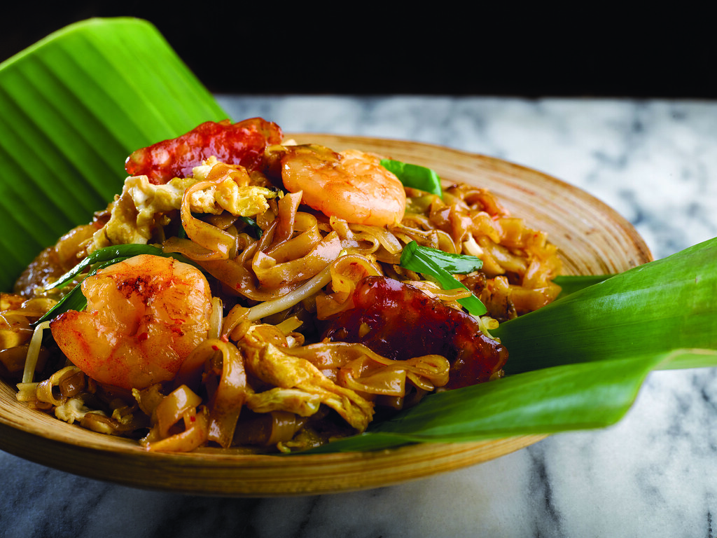 Penang Lim Brothers Char Koay Teow