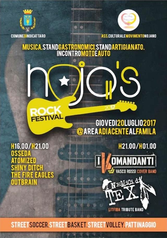 Noicattaro. Noja's Rock Festival intero