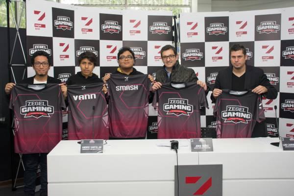 Zegel IPAE organiza en Lima el Primer Torneo Intercolegios de eSPORTS
