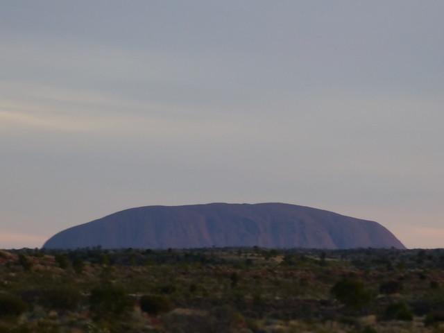 Uluru, Panasonic DMC-FZ70