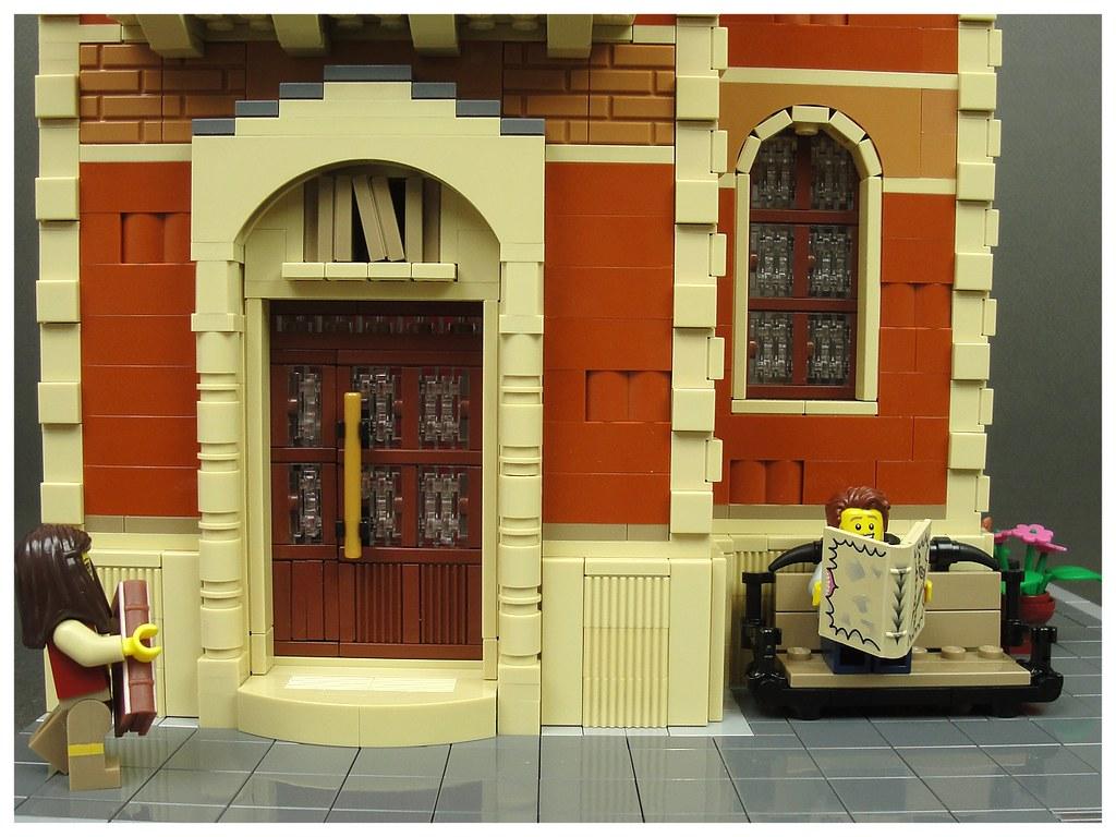 lego modular build