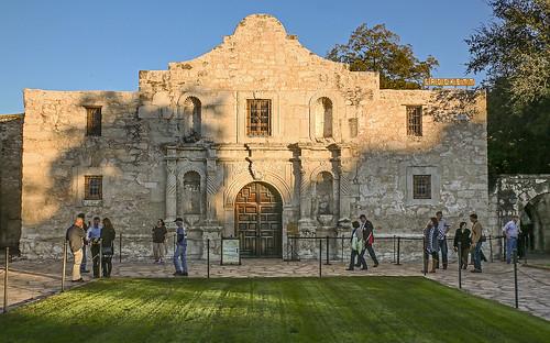 texas sanantonio alamo mission history nationalregistryofhistoricplaces camposanto wyojones