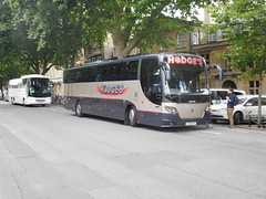 higer & scania coaches