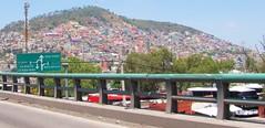 Ecatepec Mexico State - Urban Sprawl