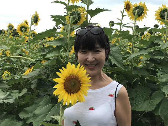 Susan and the Sunflower