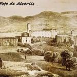 1800 ca 2008 S. Agnese a, e S. Costanza veduta d'epoca d'inizio '800 d'anonimo - https://www.flickr.com/people/35155107@N08/
