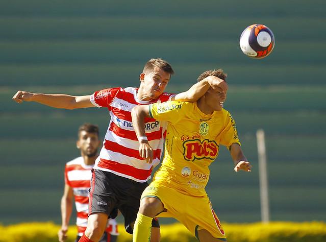 2017-07-24 COPA PAULISTA DE 2017: Linense consegue importante empate em Mirassol