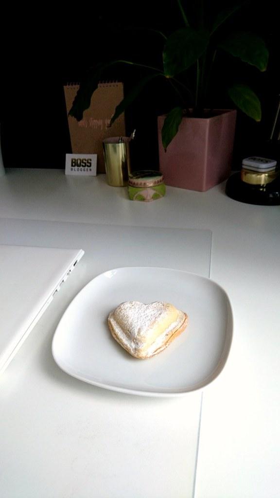 Vanilla heart