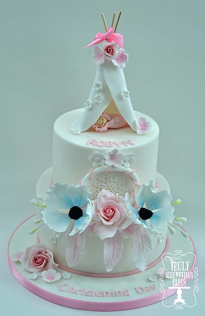 Cake by Truly Scrumptious Cakes