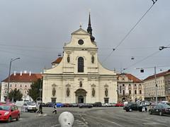 Brno, Church of St. Thomas