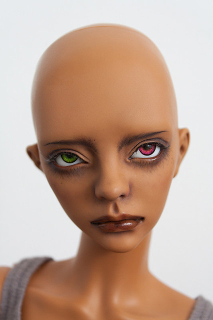 (Vds/Ech) Supia Naomi tan maquillée par EchoUndine 36108819455_872d2c5f31_z