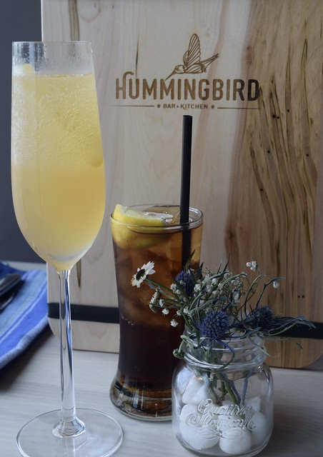 Hummingbird Brunch