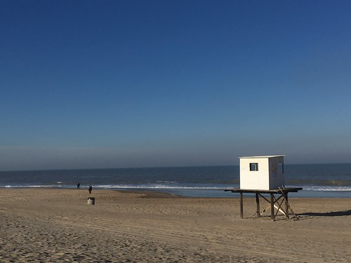 Al fin el mar!