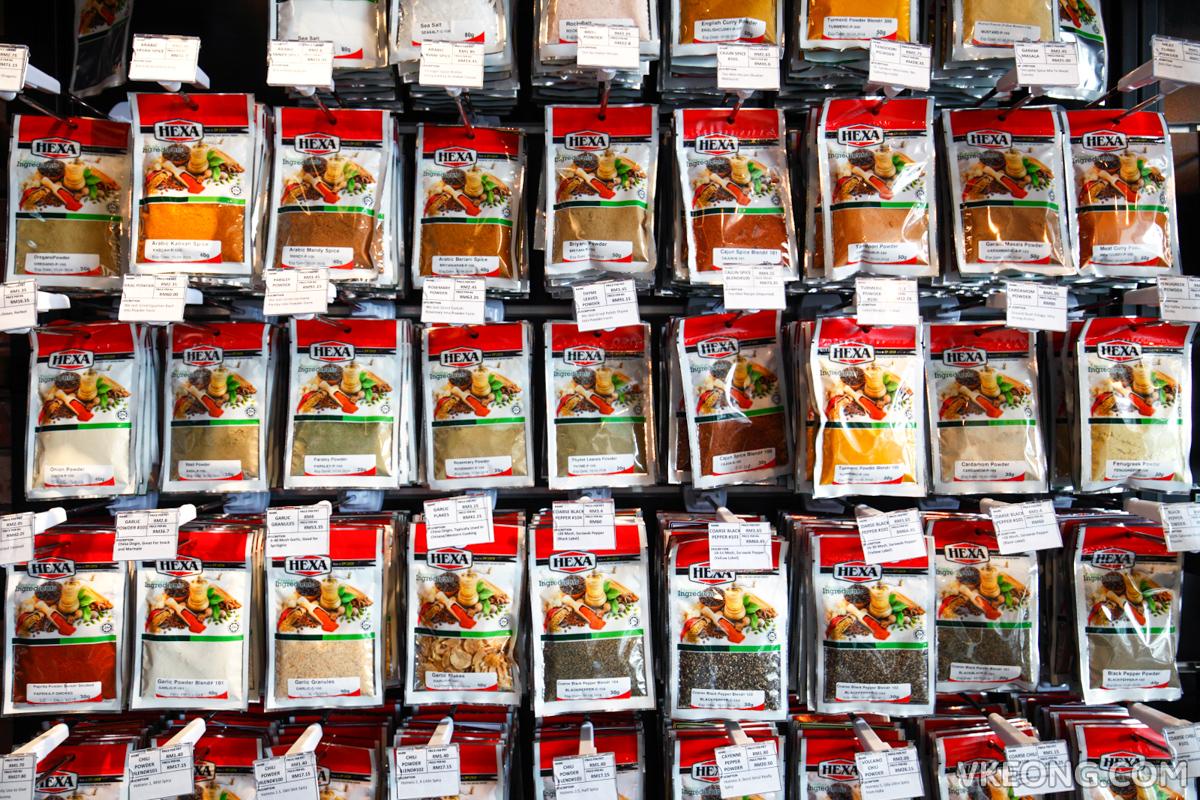 Hexa Spices