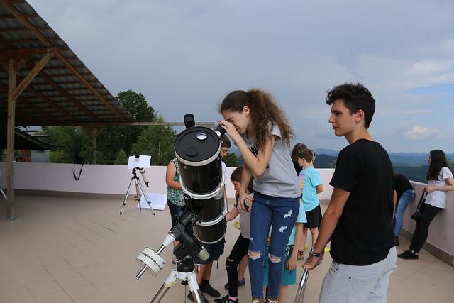 Tabara astronomie Runcu