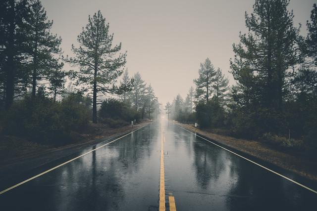 Prendre de belles photos quand il pleut