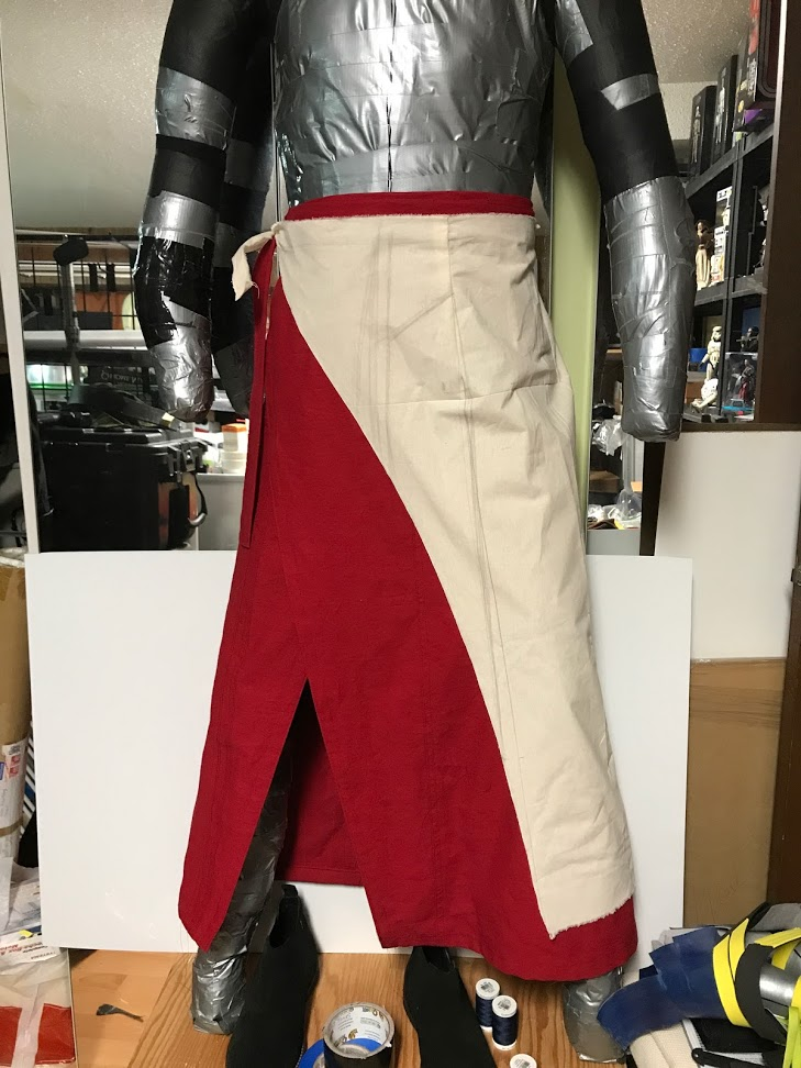 how to make chirrut imwe cloak