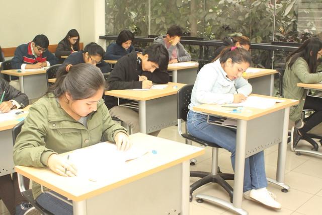 Universidad de San Martín de Porres desarrolló Examen de Admisión y de Exonerados 2017 – II