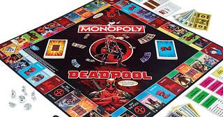 有夠胡搞瞎搞的亂來~ 【死侍版地產大亨】要你組成最強死侍軍團!Deadpool Monopoly