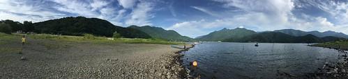 河口湖 Lake Kawaguchi