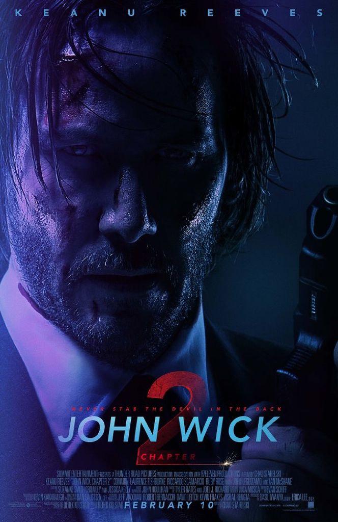 ジョン・ウィック チャプター2のポスター