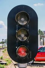 Signal   Crawfordsville, Arkansas   UP Memphis Subdivision