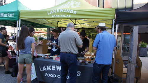 July 29, 2017 Mill City Farmers Market