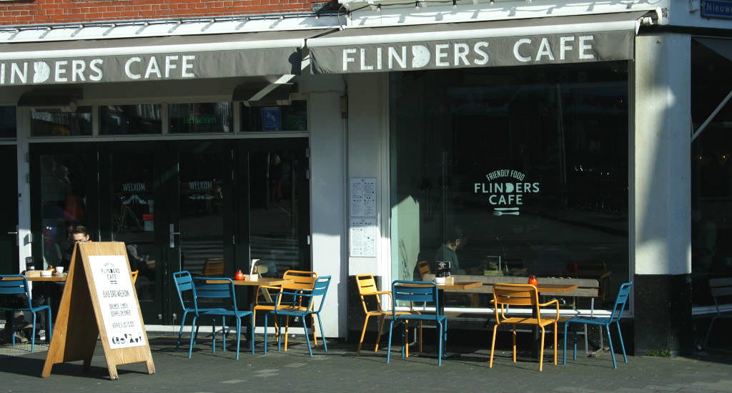 Hotspot in Groningen, The Netherlands: Flinders Café | Your Dutch Guide