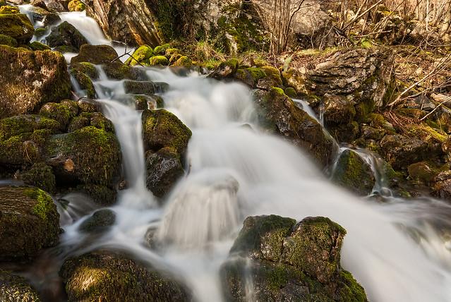 Agua corriente