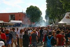 Europa, Deutschland, Berlin, Sch�neberg, Motzstra�enkiez, Motzstra�e Ecke Gossowstra�e, Lesbisch-schwules Stadtfest 2017