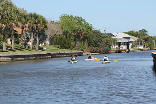 HM - Lucy Nabico - Kayaking the Intracoastal