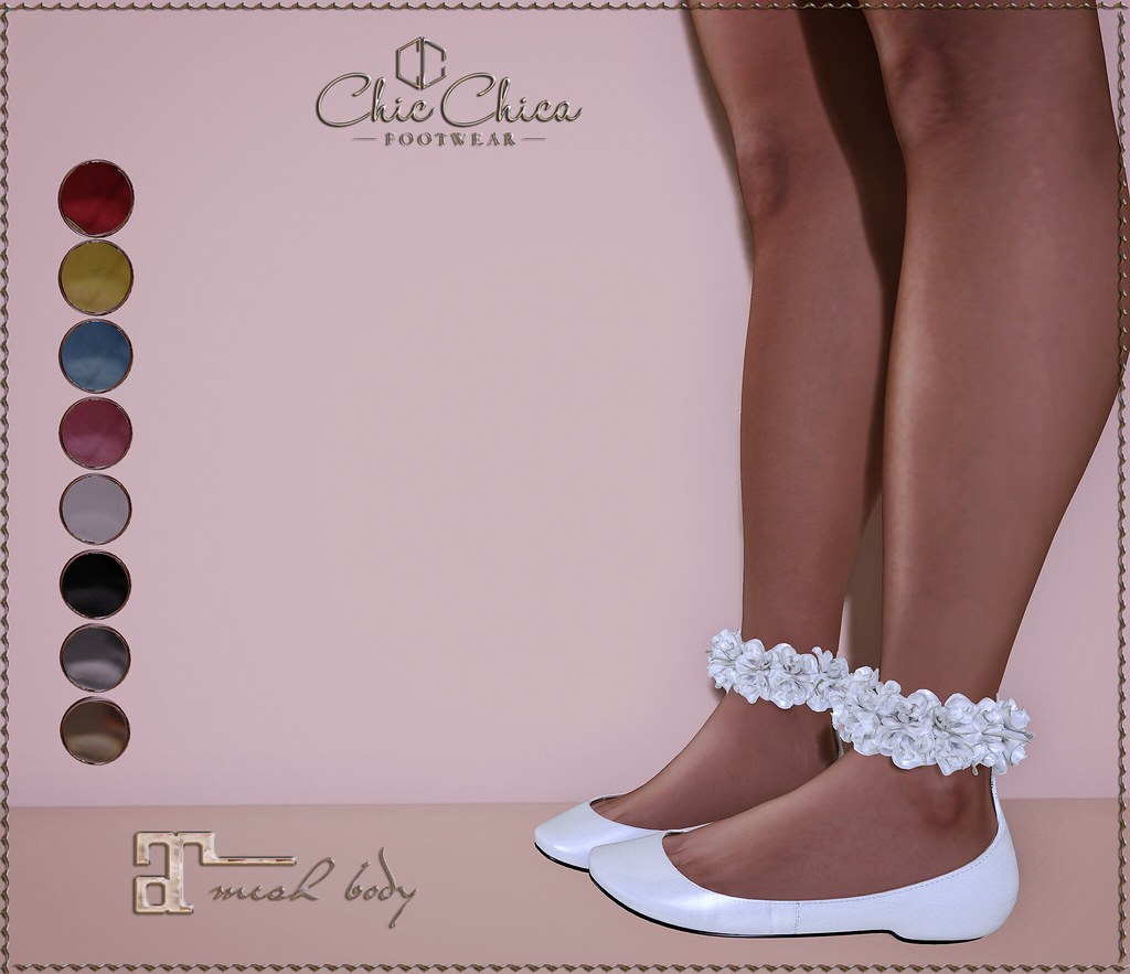 Fifie flats by ChicChica OUT @ Tres Chic