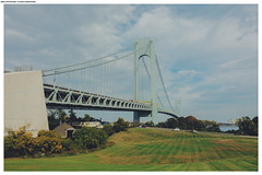 New York. Verrazano-Narrows