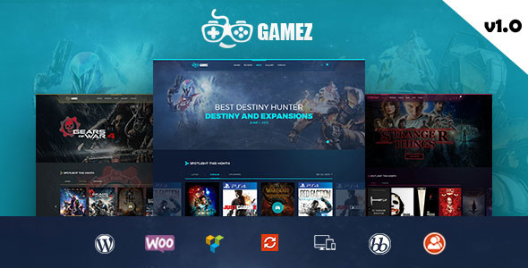Gamez v1.0 – Games, Movie, Music Review and Editorial