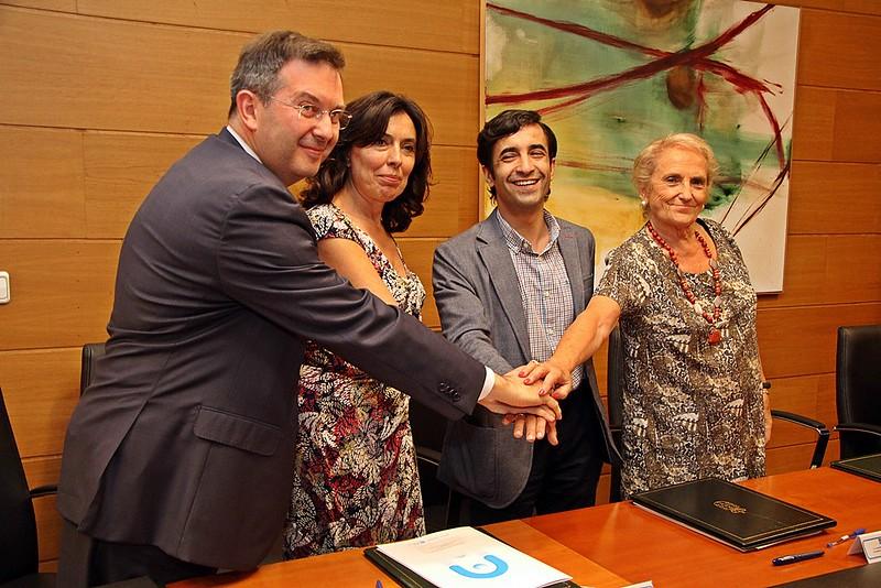 A Xunta colabora con Cruz Vermella e Televés no desenvolvemento de servizos de teleasistencia avanzada na Comunidade