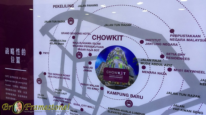 Chow Kit Trade Center Mercu Tanda Chow Kit