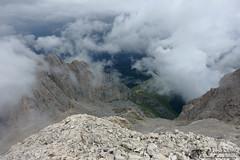 CORNO GRANDE, da Prati di Tivo per la val Maone (Gran Sasso - Abruzzo)