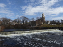 Pawtucket - on the Blackstone River