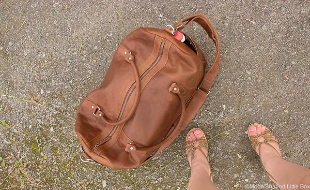 Weekender Nahkalaukku viikonloppulaukku laukku käsimatkatavaroihin kestävä laukku urheilukassi nahkainen aitoa nahkaa weekenderbag bag leather bags styleblog fashion blogger muoti tyyli blogi