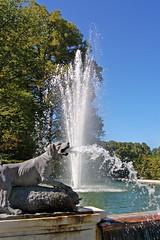 Chiemsee - Herrenchiemsee (27) - Schlosspark