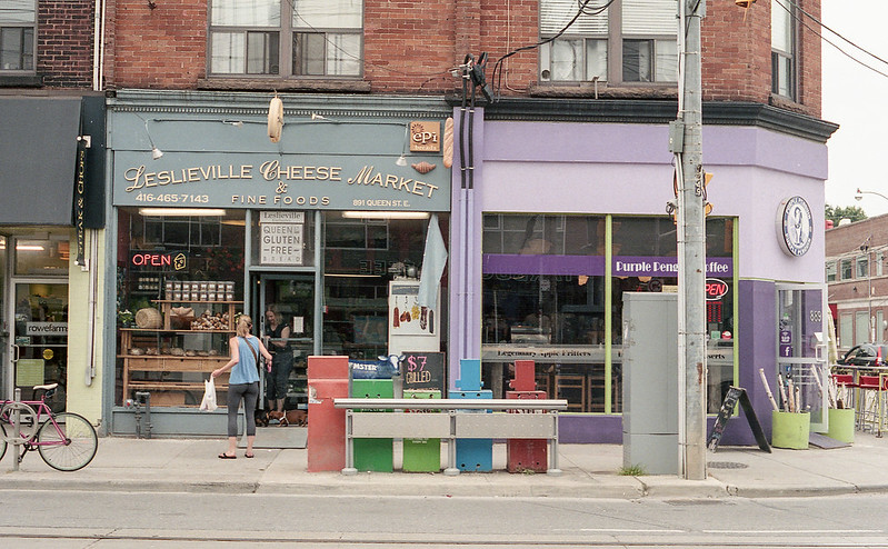 Leslieville Cheese and Coffee