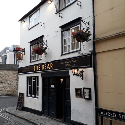 The Bear - Oxford