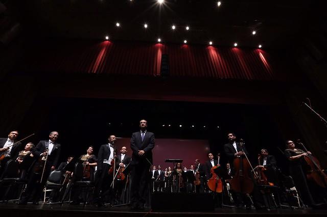 Orquesta Sinfónica Nacional despide su mes de aniversario con un repertorio de la Bella Época