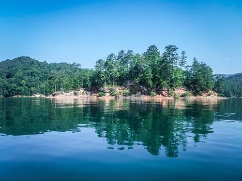 Tuesday at Lake Jocassee-33