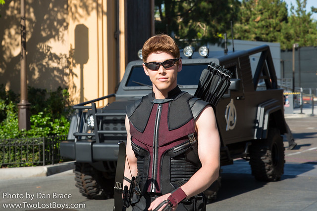 Heroic Encounter: Hawkeye