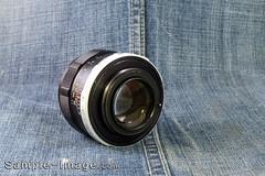 Fuji Fujinon 55mm f/1.8 (M42)
